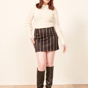 Reformation Jamie Skirt